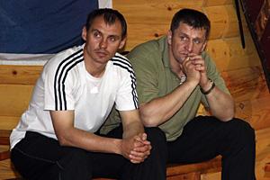 Гости из Белоруссии