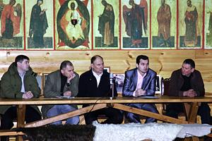 Члены ЭАС: М.В. Грудев, В.Н. Костенко, А.А. Половинкин, Д.А. Удалов, С.О. Шинков.