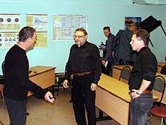 Федин, Зайчиков, Костенко специалисты прикладного рукопашного боя