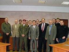 Традиционная общая фотография участников заседания